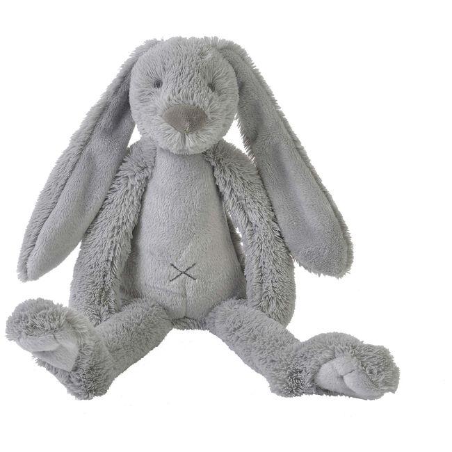 Happy Horse Rabbit Richie knuffel 38 cm - Darkgrey