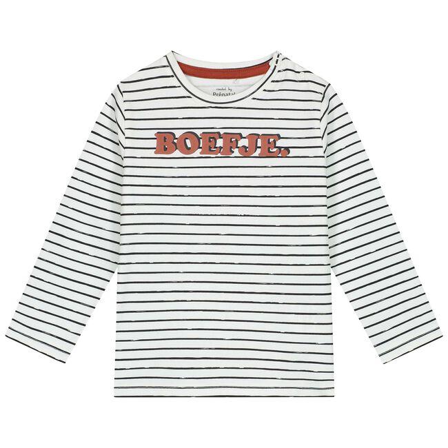 Prénatal peuter shirt Boefje -