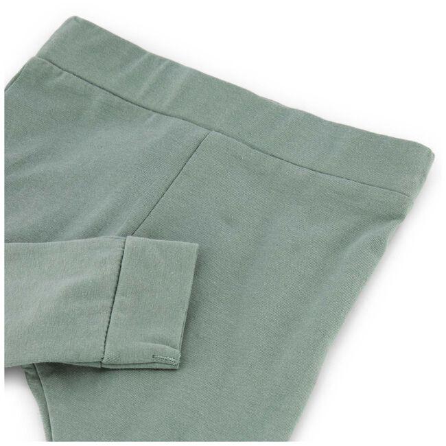 Prénatal newborn broek - Dark Mint Green