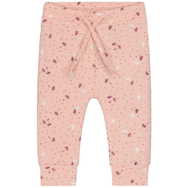 Prenatal newborn meisjes broek - Peach Pink
