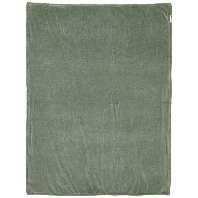 Meyco ledikantdeken - Light Mint Green