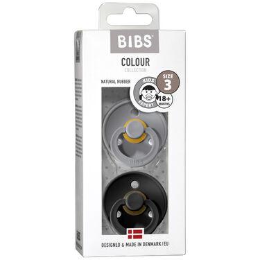 Bibs fopspeentje Size 3 - Cloud/ Black