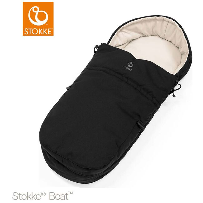 Stokke universele softbag - Black