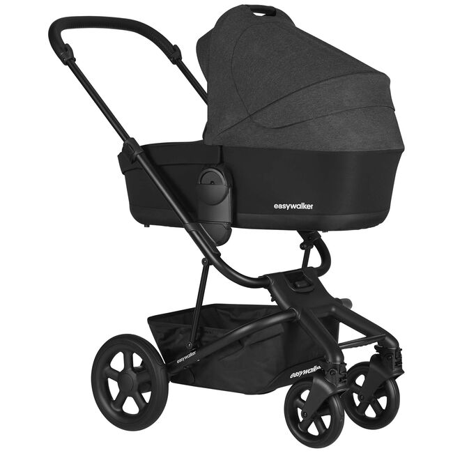 Easywalker Harvey2 reiswieg - Night Black