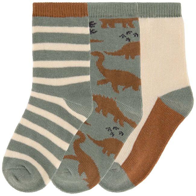 Prénatal jongens sokken 3 stuks - Multi