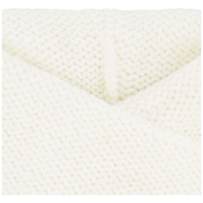 Prénatal peuter meisjes sjaal - Ivoor Wit