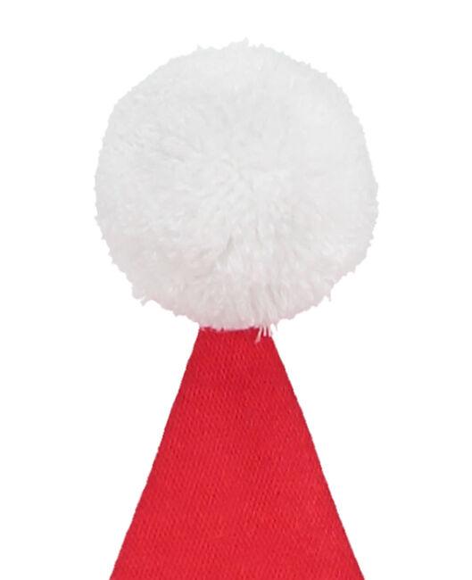 Prénatal baby kerstmuts 56/62 - Red