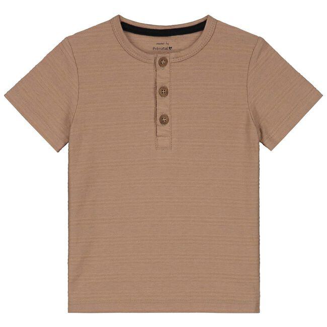 Prénatal peuter T-shirt - Light Taupe Brown