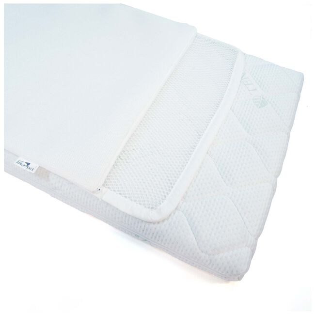 Airgosafe matrastopper & matras HR30 KM 335 - White