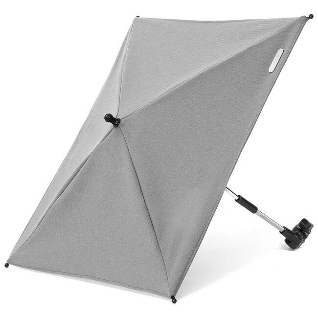 Mutsy Evo Bold parasol - Pebble Grey