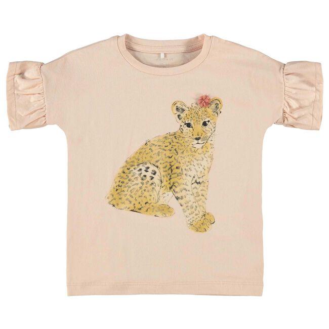 Name it peuter T-shirt - Light Pink