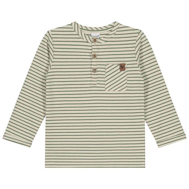 Prénatal baby jongens t-shirt - Light Beige Brown