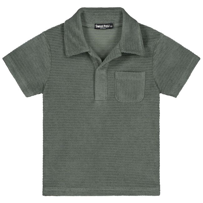 Sweet Petit baby polo Lux -