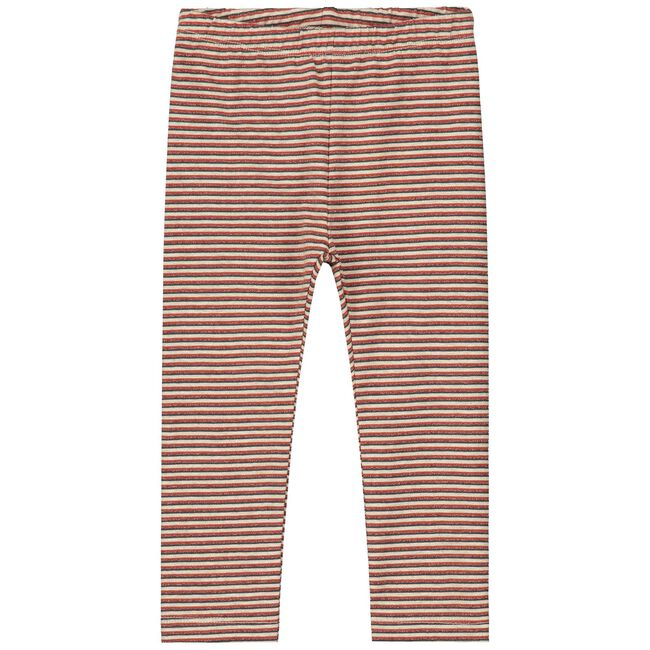 Prenatal baby meisjes legging - Dark Orange Brown