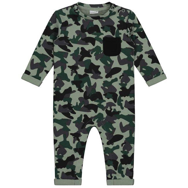 Prénatal baby jongens ééndelig pak - Light Springgreen