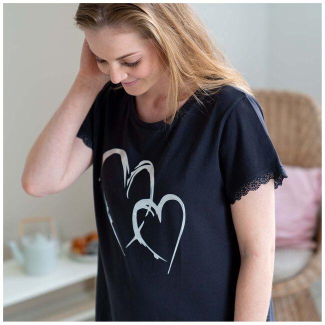 Prenatal zwangerschapspyjama jurk -