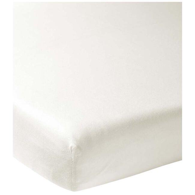 Meyco ledikanthoeslaken - Off-White