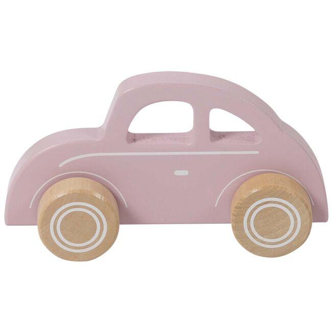 Little Dutch houten auto roze - Pink