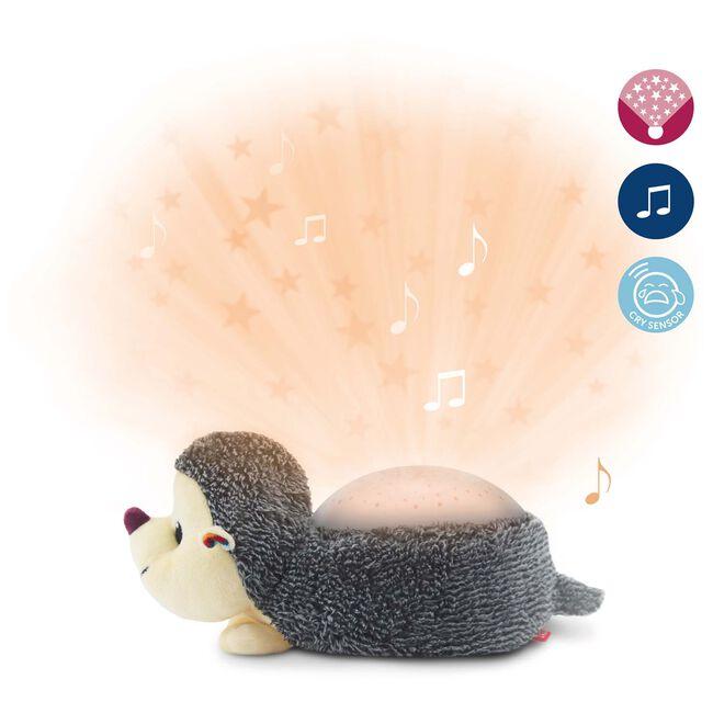 Zazu muziek projector harry de egel - Grey
