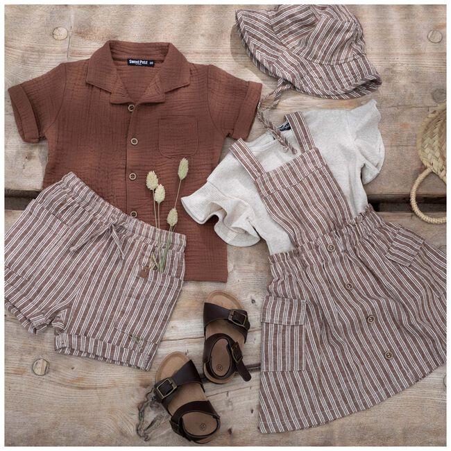 Sweet Petit baby jongens blouse Evan -