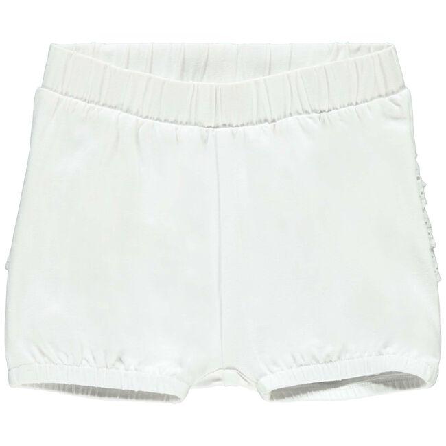 Name it baby meisjes bloomer - White