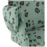 Prenatal stoelverkleiner panter mid green -