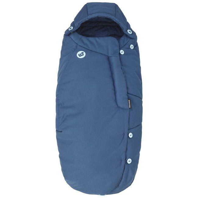 Maxi-Cosi voetenzak universeel - Essential Blue