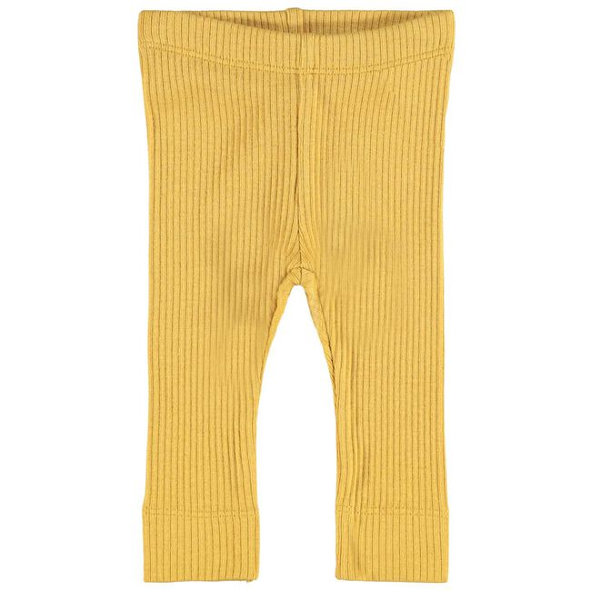 Name it meisjes legging - Yellow