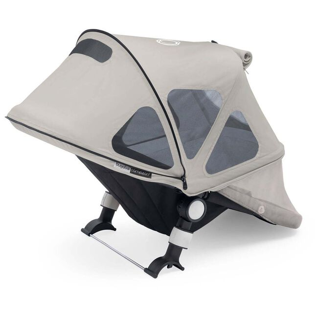 Bugaboo Fox/Cameleon3 Breezy zonnekap - Arctic Grey