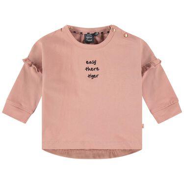 Babyface shirt - Light Pink