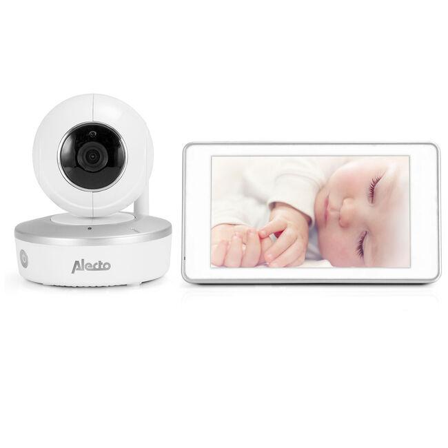 Alecto DIVM-550 Wifi-babyfoon met camera - Black