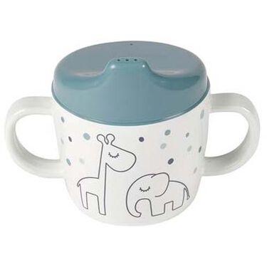 Doe By deer 2-handle spout cup Dreamy dots -