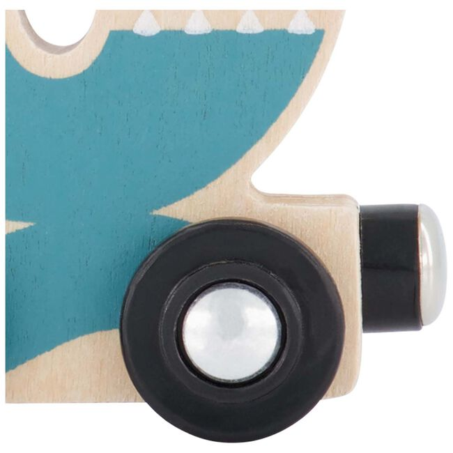 Prénatal houten namentrein letter Q -