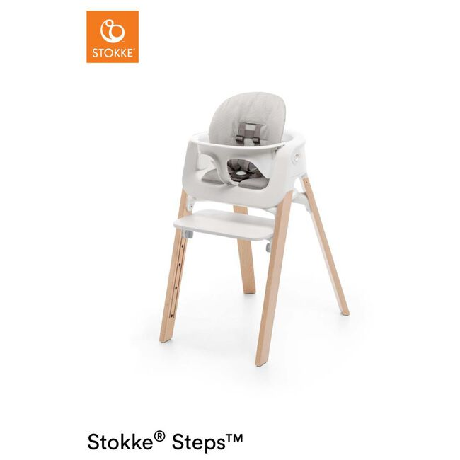 Stokke Steps Cushion kussen - Lightgrey