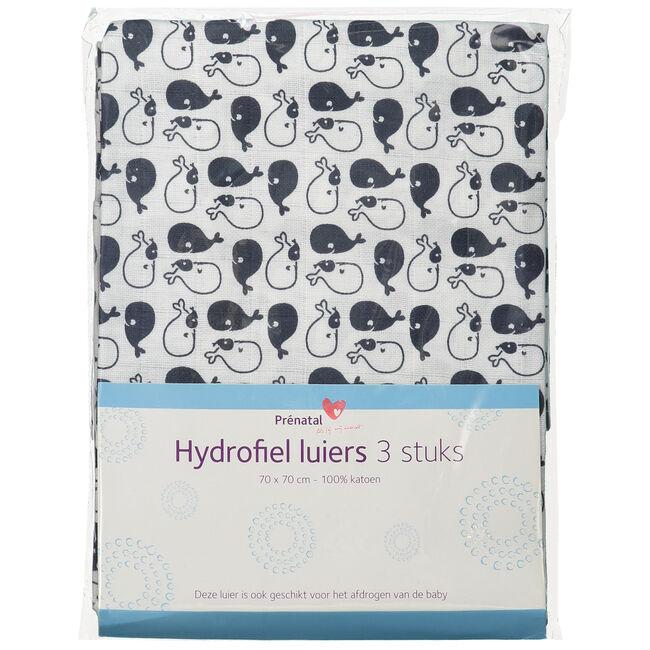 Prenatal hydrofiel luier 3 stuks -