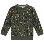 Prénatal baby jongens sweater - Darkgreen