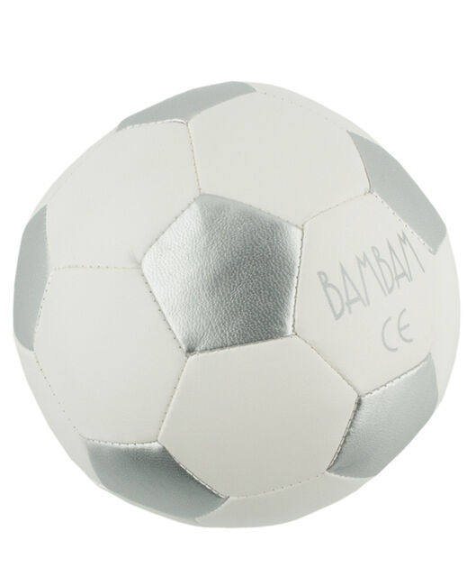 BamBam voetbal - Silver