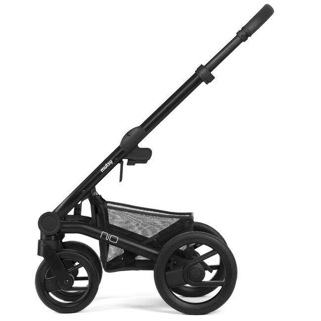 Mutsy Nio frame - Grey Grip Black Black Wheels