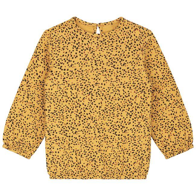 Prénatal baby meisjes T-shirt - Gold Yellow