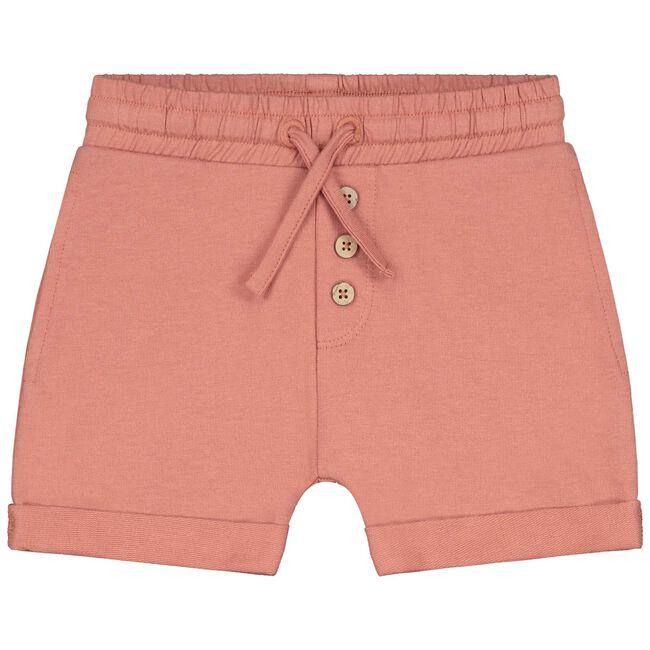 Prénatal baby jongens short - Deep Orange