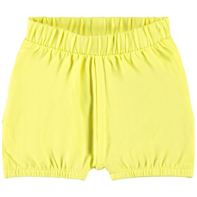 Name it baby meisjes bloomer - Yellow