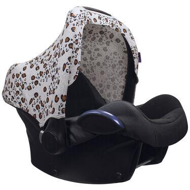 Dooky hoody zonnekap by Prenatal - Leopard