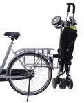 Steco Buggy-Mee De Luxe fietsdrager - Black