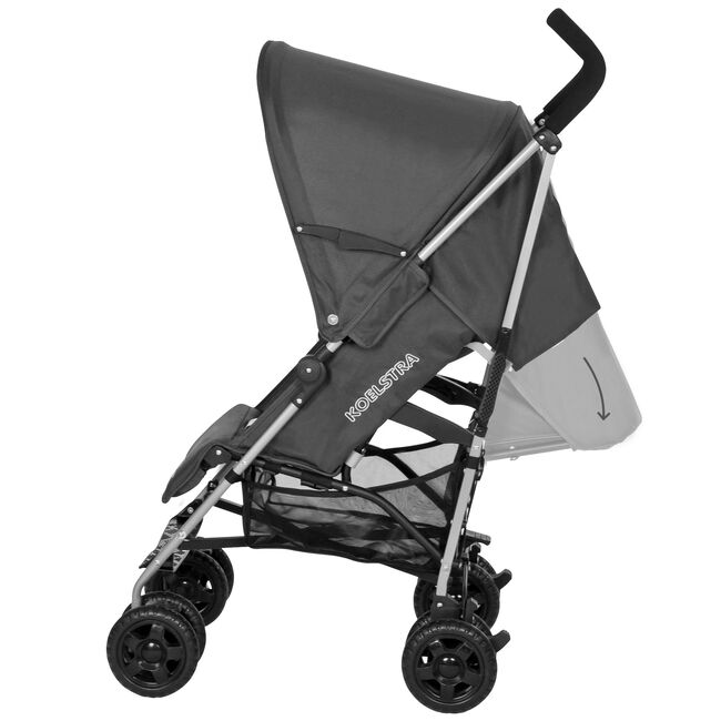 Koelstra Limbo by Prenatal buggy - Grey