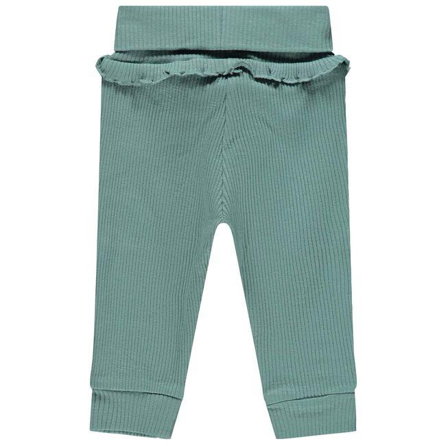 Name it meisjes broek - Mintgreen