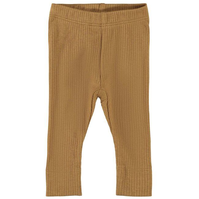 Name it meisjes legging - Sandbrown