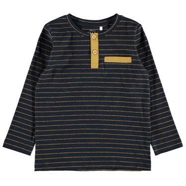 Name It peuter shirt - Dark Navy Blue