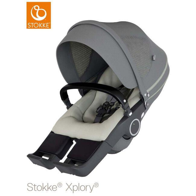 Stokke Xplory V6/ Trailz zit - Athleisure Green