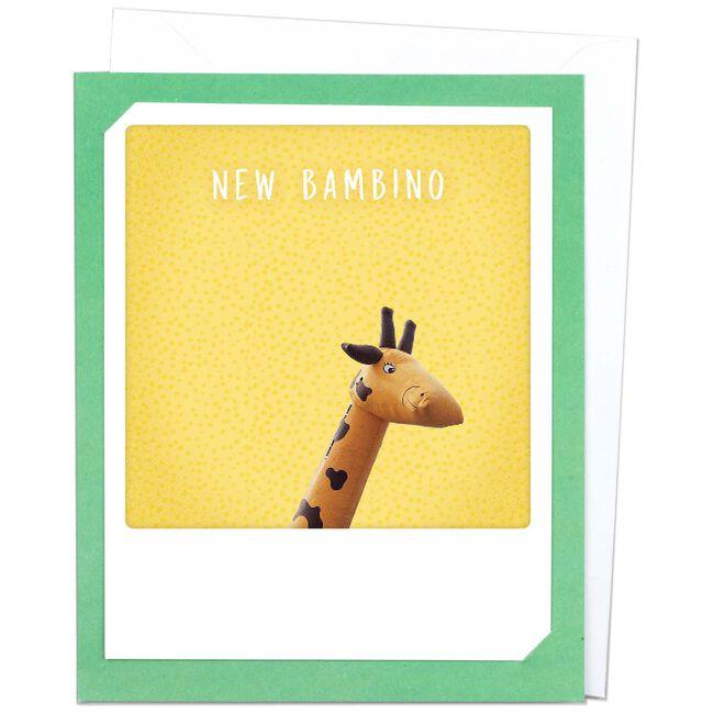 MapPublishing kaartserie Pickmotion 'New bambino' - Groen/geel