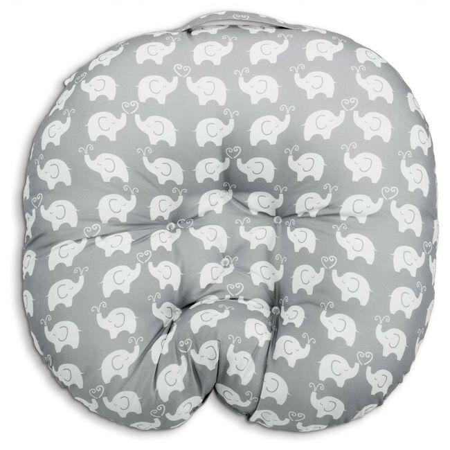 Chicco relax zitkussen Hug & Nest Boppy - Grey